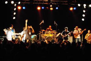 Bolegason, concert Oldelaf novembre 2011